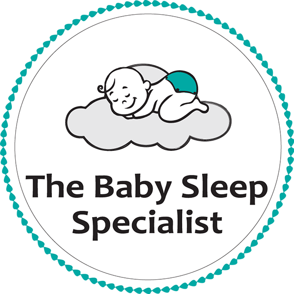 The Baby Sleep Specialist Retina Logo